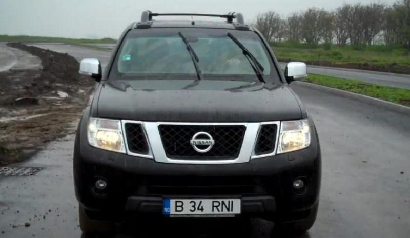 <!--:en-->Emisiunea Whattruck- Primul test drive cu noul Nissan Navara 2.5 dCI 190 CP 2011  <!--:-->