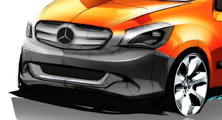 Detalii complete despre noul Mercedes Citan 2012