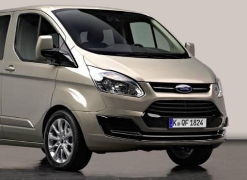 Vezi cum arata noul Ford Transit 2013