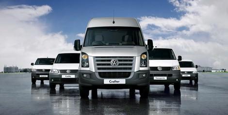 VW Comerciale au anuntat o crestere de 10.5% a vanzarilor in ianuarie 2012