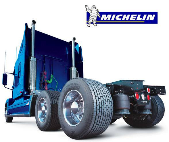 Anvelopele Michelin echipeaza camioanele Scania in Young European Truck Driver 2012