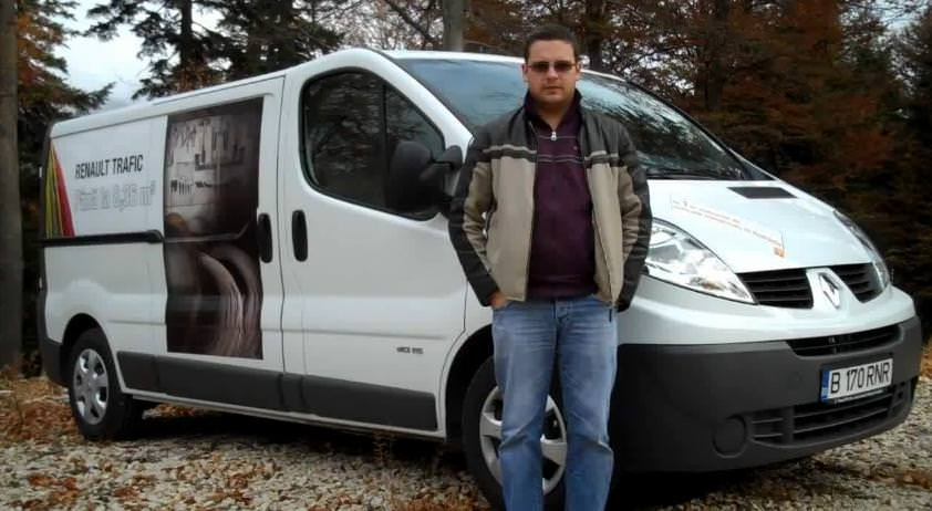 Emisiunea Whattruck Test Drive Renault Trafic 2012 2.0 dCI