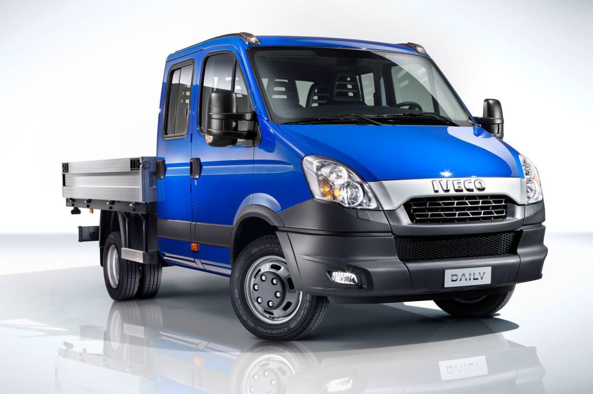 Iveco New Daily are doua noi motorizari pentru anul 2012