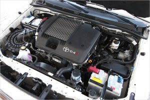 Cat consuma o Toyota Hilux 3.0 D-4D 2012?