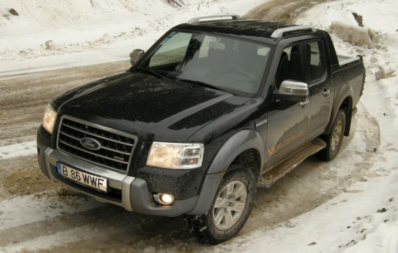 Pick Up-Test Drive Ford Ranger Wildtrack 3.0 TDCI