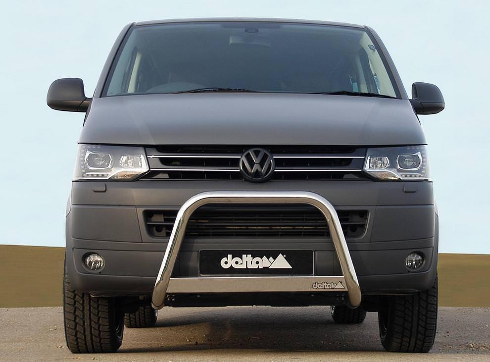 Tuning de clasa delta4x4 pentru noul VW T5 Multivan 4Motion 2013
