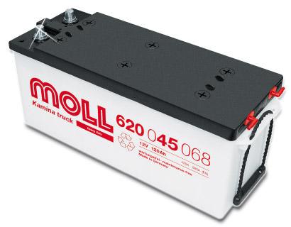 Noii acumulatori auto Moll Batterien in Romania-Moll Kamina Truck si Moll Kamina Truck Super Duty