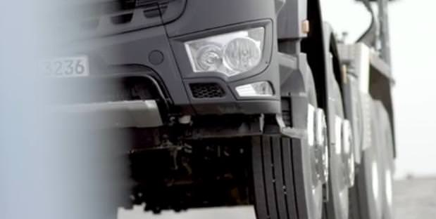 Lansare live a noului Mercedes Benz Arocs 2013