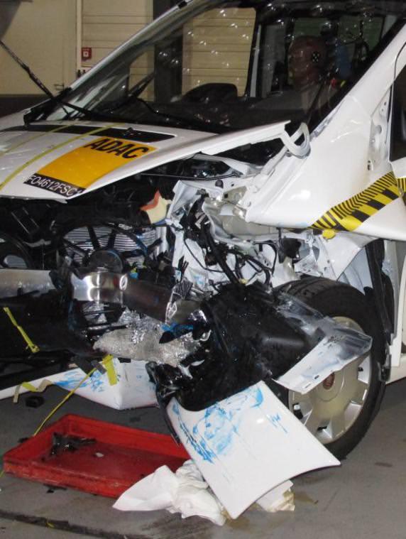 EuroNCAP – Fiat Scudo ofera un grad de siguranta insuficient