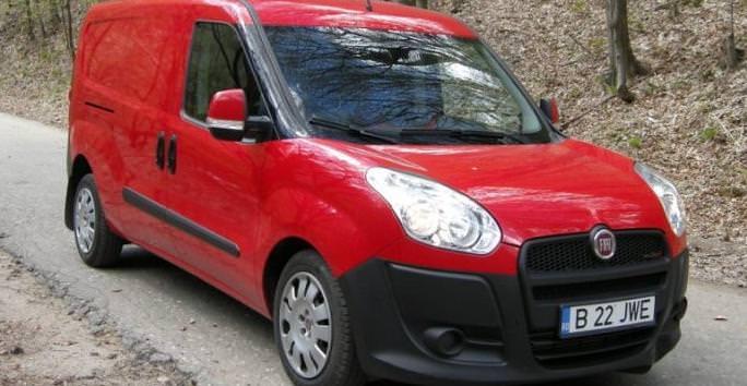 Fiat Doblo are probleme cu airbagurile-Se deconecteaza singure