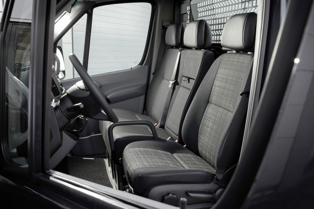 Mercedes-Benz Sprinter 2013 - interior