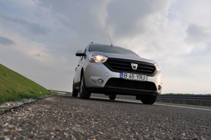 Test de anduranta cu noua Dacia Dokker-1.600 de km cu Dokker 1.5 dCI