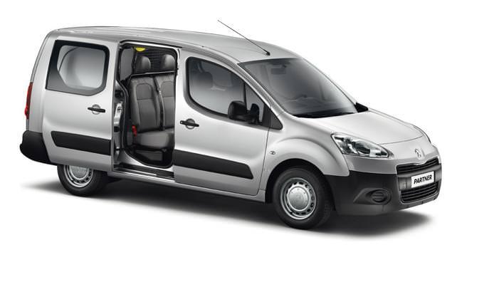 Peugeot ofera noua motorizare 1.6 e-HDI pe modelul Partner