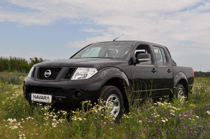 Test in premiera nationala cu noul Nissan Navara XE  2.5 dCi 144 CP 2013
