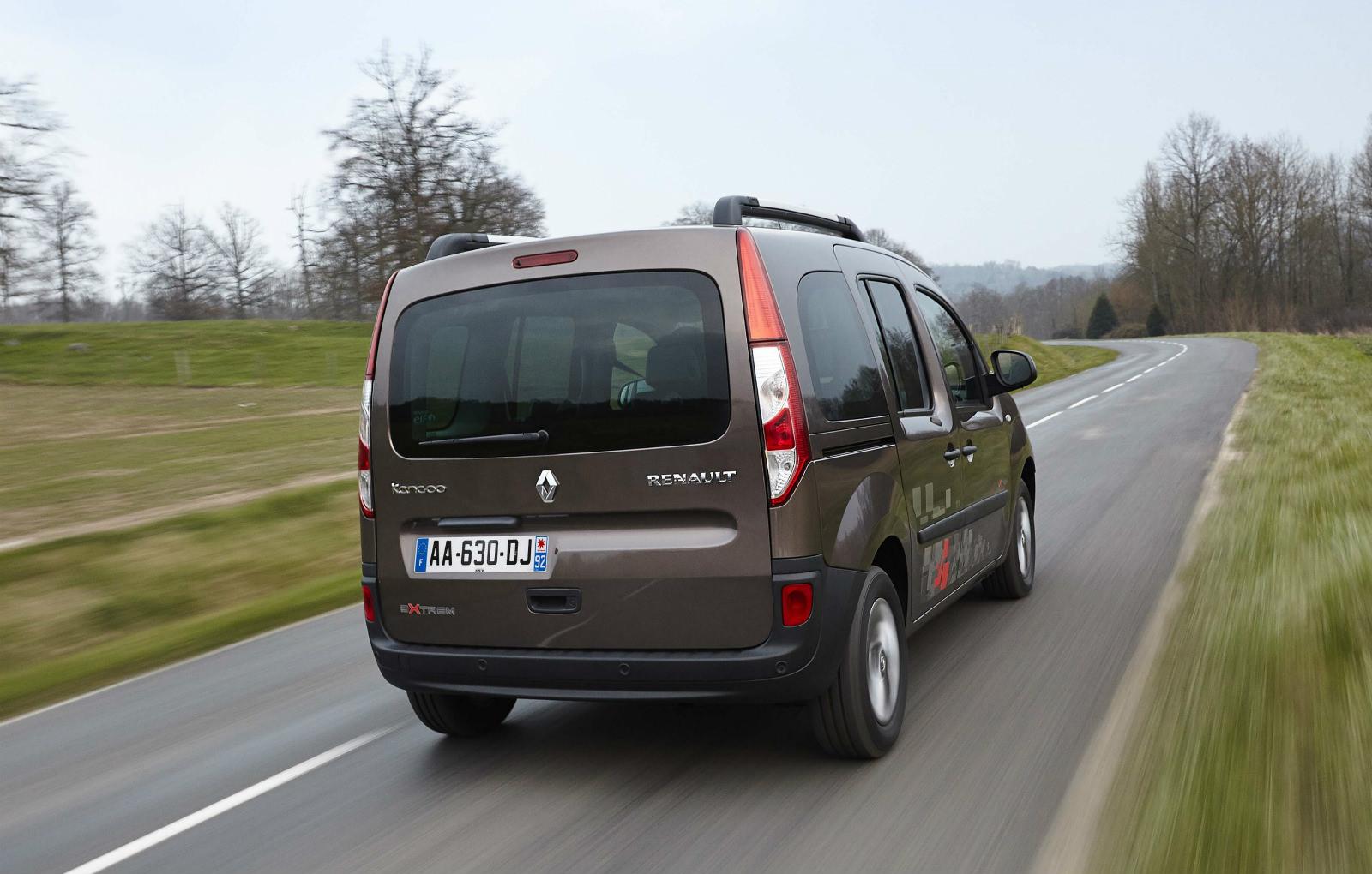 Vezi cat costa noul Renault Kangoo Facelift 2013