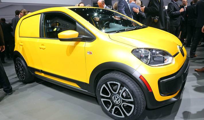 VW lanseaza la Frankfurt noul concept E-Load Up 2013