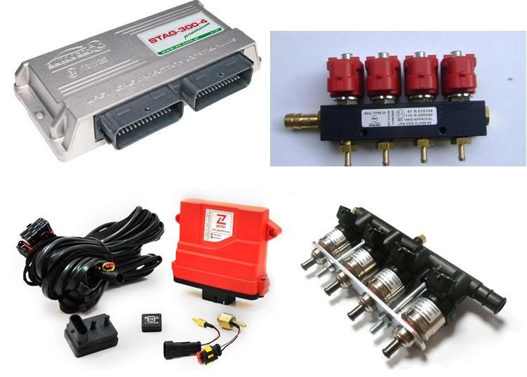 Ce instalatie GPL alegem ? STAG 300 ISA sau Zenit PRO OBD pentru motoarele cu 6 cilindri