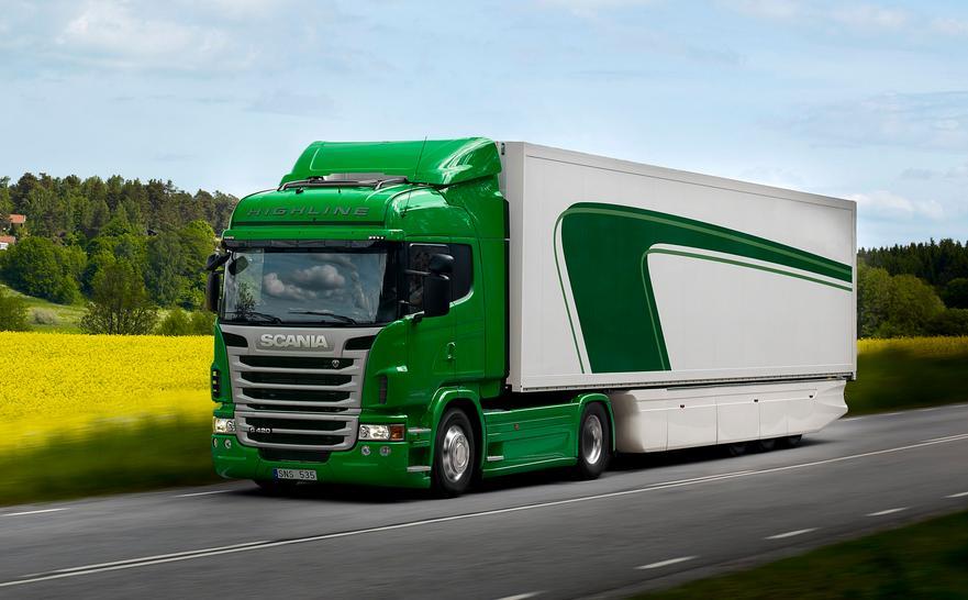 Scania Ofera Primele Camioane Euro 6 Care Merg Pe
