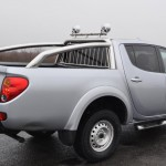 test drive mitsubishi l200 2014, drive test l200, test consum l200, cat consuma l200, motor 2.5 DI-D 178 cp, cutie automata L200 (9)