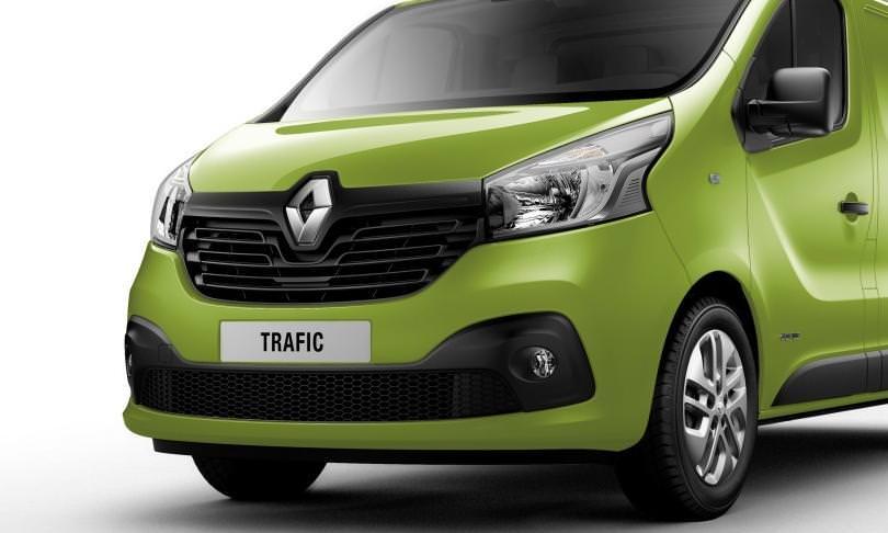 Imagini si date tehnice in premiera cu noul Renault Trafic 2014