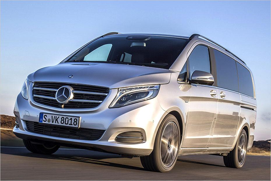 Test Drive cu noul Mercedes V 220 CDI 7G-Tronic Plus 2014