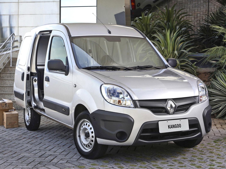 Renault Kangoo I revine cu un facelift pentru Argentina si Brazilia