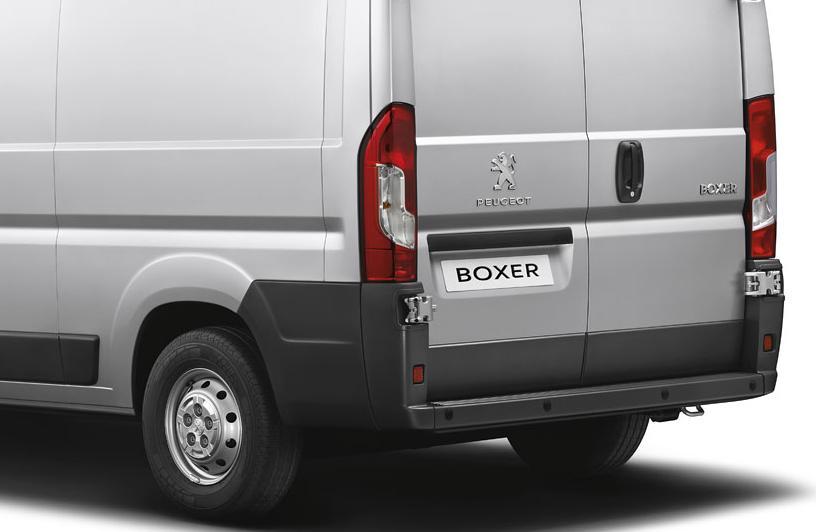 Peugeot boxer vs ford transit