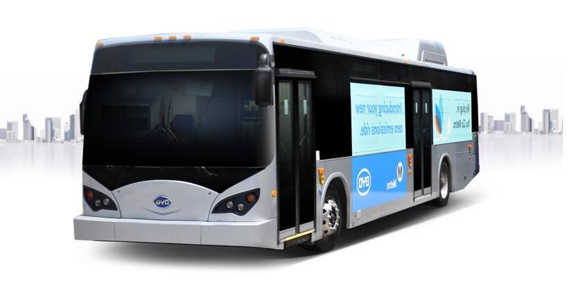 autobuze chinezesti byd, autobuze byd, autobuze electrice byd, byd california, byd long beach buses, imagini, date tehnice byd electric