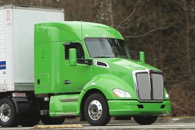 Kenworth ofera primul camion pe GPL de serie