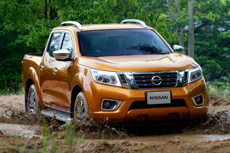 Nissan nu aduce in Europa in 2015 noul Navara