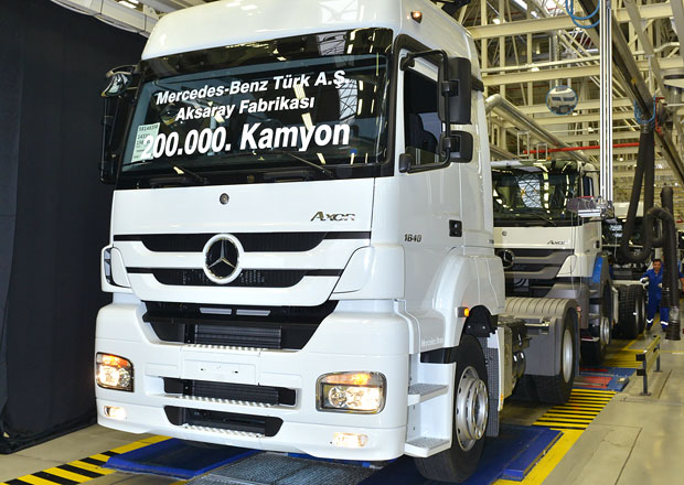 Turkey, mercedes benz trucks turcia, made in turkey, camioane mercedes ...