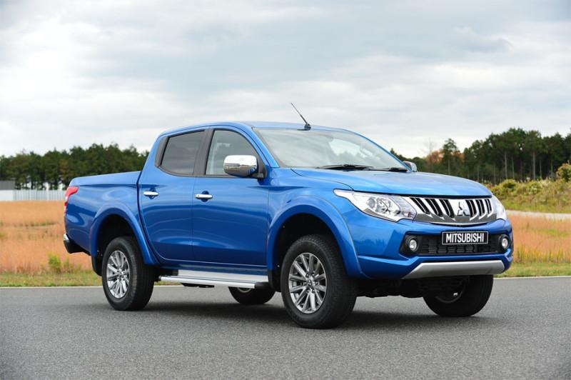 OFICIAL-Imagini si date tehnice cu noul Mitsubishi L200 2015