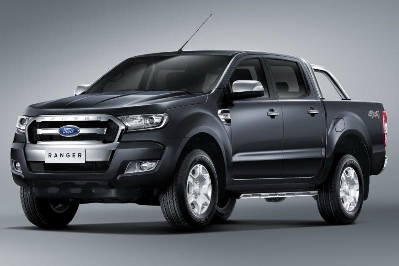 Premiera-Vezi cum arata noul Ford Ranger facelift 2015