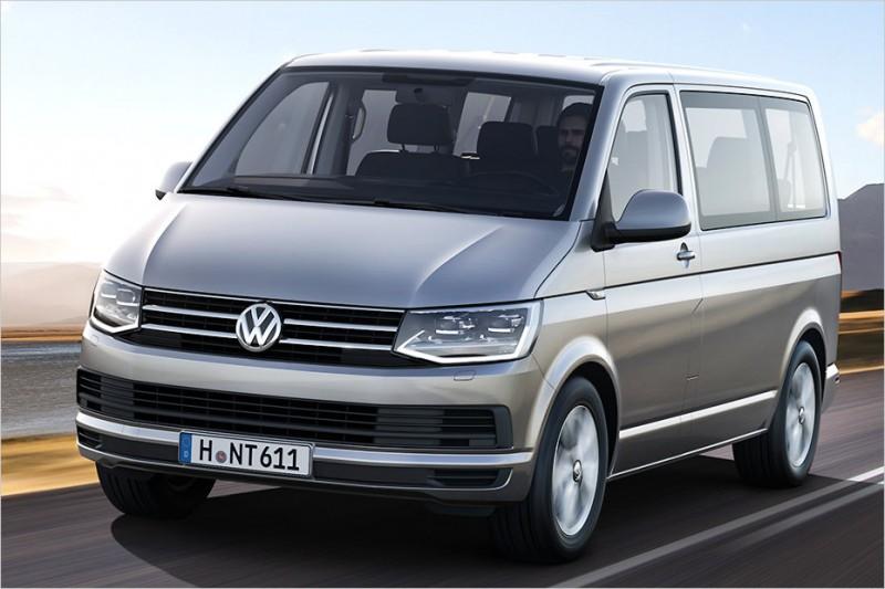 VW a lansat in premiera noul Transporter T6 Multivan 2015