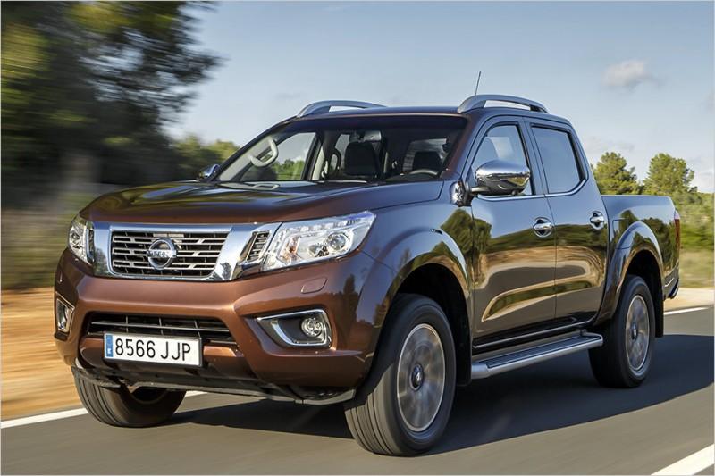 De ce noul Nissan Navara NP300 este cel mai confortabil pick-up din Romania