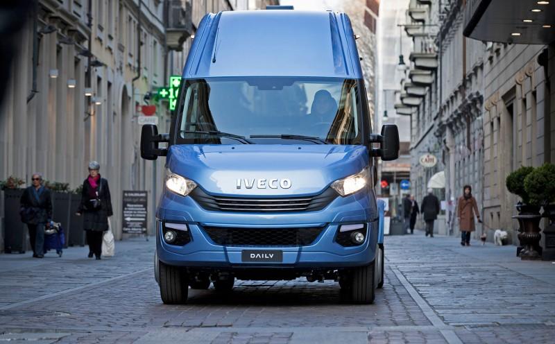 Noul Iveco New Daily Hi-Matic echipat cu transmisia automata ZF8 are probleme tehnice