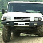 Toyota Mega Cruiser, imagini Toyota Mega Cruiser, test drive Toyota Mega Cruiser, drive test Toyota Mega Cruiser, video Toyota Mega Cruiser, off road Toyota Mega Cruiser, russia Toyota Mega Cruiser, hummer h1 vs Toyota Mega Cruiser, uro vamtac vs Toyota Mega Cruiser, land cruiser vs Toyota Mega Cruiser