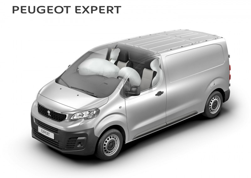 informatii oficiale cu noua utilitara peugeot expert combi. Black Bedroom Furniture Sets. Home Design Ideas