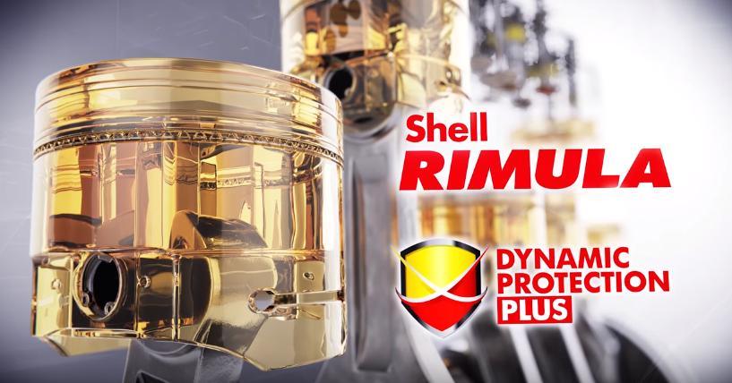 Noul ulei Shell Rimula Ultra 5W-30 este realizat exclusiv pentru motoarele diesel performante