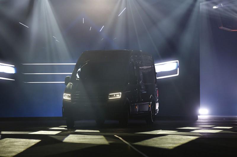Oficial-Citeste totul despre noua generatie de utilitare VW Crafter 2016-Imagini si date tehnice