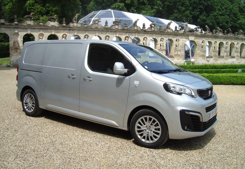 Noile modele utilitare Citroën Jumpy/Peugeot Expert primesc motorul 1.6 Blue HDI Euro 6