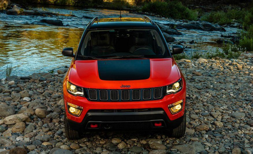 Vezi primele detalii oficiale cu noul Jeep Compass 2017