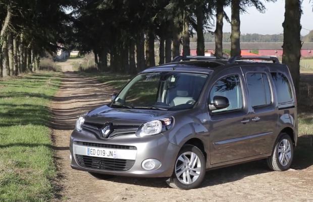 Francezii de la Renault ofera in premiera o cutie EDC pe gama Kangoo 2017! Renault Kangoo TCe 115 Intens 2017