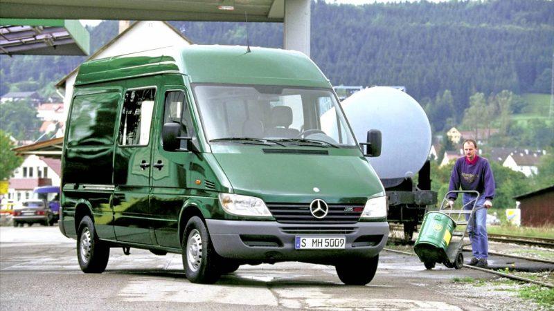 Cel mai bun Mercedes Sprinter Second Hand ramane modelul 316 CDI OM 612/ OM 647