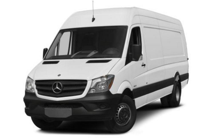 Mercedes-Benz Sprinter are probleme cu axul cardanic