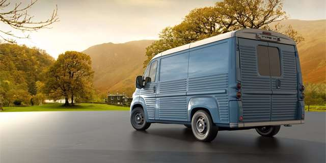 CitroënType H, new 2018 CitroënType H, images CitroënType H, history CitroënType H, range CitroënType H 2018, citroen jupy 2018, 2.0 blue hdi 180 hp