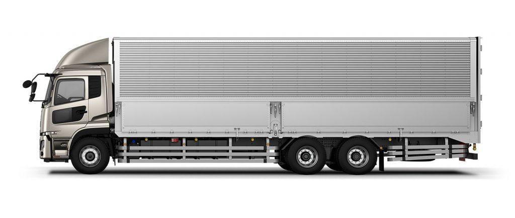 UD Trucks Quon 2017, imagini UD Trucks Quon, motoare UD Trucks Quon, preturi UD Trucks Quon, volvo trucks UD Trucks Quon, test  UD Trucks Quon 2017, fuel consumption UD Trucks Quon 2017, UD Trucks Quon in europe, price tag UD Trucks Quon 2017