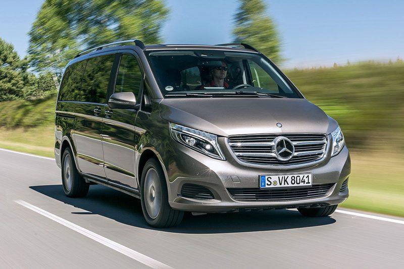 Noul Mercedes V 220 d are probleme de calitate iar diesel-ul 2.1 CDI sufera la capitolul performante