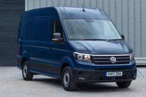 What Van? Awards 2018 crafter, premium What Van? Awards 2018 crafter 2017, cea mai buna masina utilitara 2017, whattruck What Van? Awards 2018