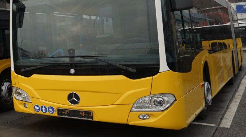 Stuttgart primeste primele autobuze Mercedes-Benz Citaro Hybrid
